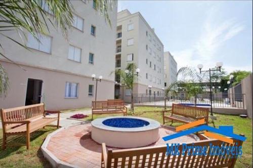 Imagem 1 de 15 de Apartamento No Novo Osasco - 58 M² - 213
