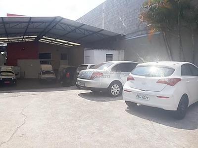 Galpão Comercial À Venda, Chácaras Reunidas, São José Dos Campos - . - Ga0003