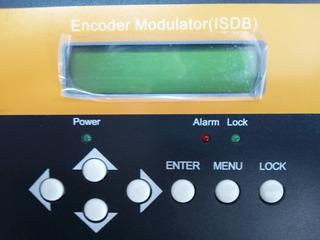 Encoder Modulador (isdb-t)