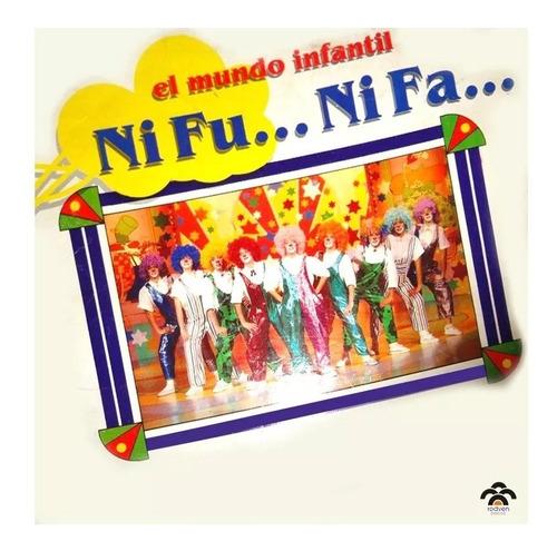 Payasitas Nifu Nifa 5 Primeros Discos Cd Y Descarga Digital