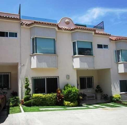 B2941.- Hermosa Casa En Condominio En Loma De Atzingo
