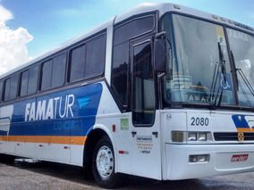Ônibus Rodoviário/fretamento - Busscar El Buss 340
