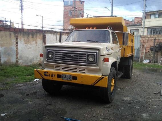 Volqueta Chevrolet C 70 Servicio Publico