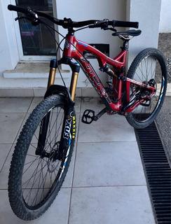 Bicicleta Carabine Intense Enduro/dh/montaña