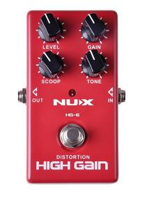 Pedal Nux Hg- 6