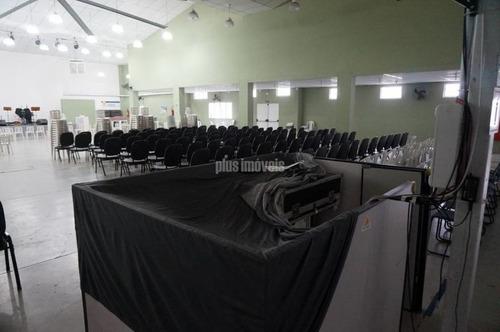 Prédio Comercial Para Locação No Bairro Barra Funda Em São Paulo - Cod: Mi123077 - Mi123077
