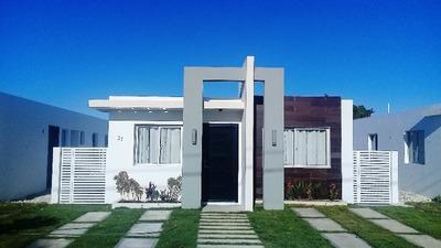 Hermosas Y Economicas Casas En Bavaro