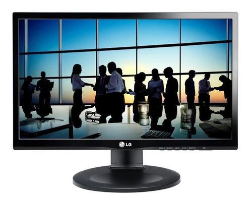 Imagem 1 de 6 de Monitor LG Led 21.5' Full Hd Ips Hdmi Altura Ajustável