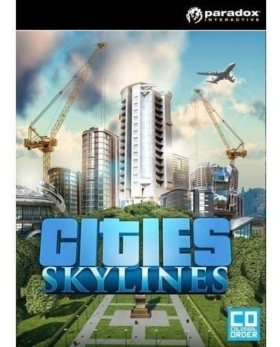 Cities Skylines Steam Pc Cd Key