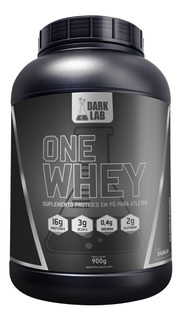 One Whey 900g Sabores - Dark Lab