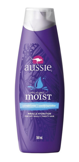Condicionador Aussie Moist 360ml