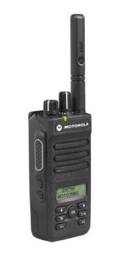 Radio Motorola Dep570e + Bateria Impress Extra