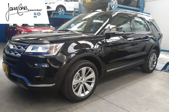 Ford Explorer Limited Fzt026