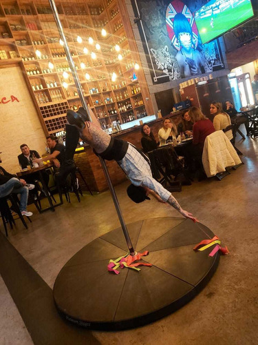 Aluguel Barra Palco De Pole Dance