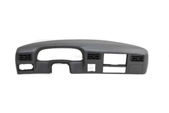 Moldura Painel Instrumentos Ford F250 F350 F4000 4x4 Cinza
