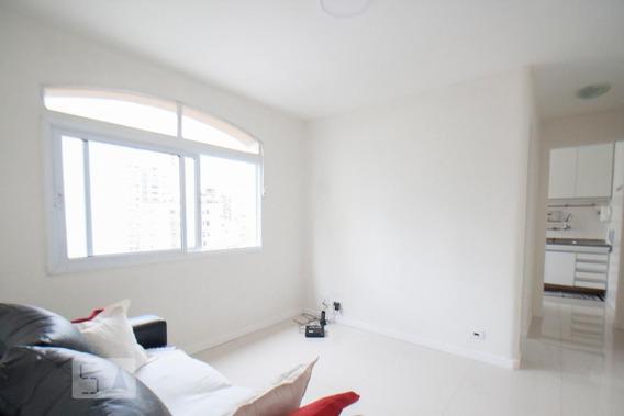 Apartamento No 8º Andar Com 1 Dormitório E 1 Garagem - Id: 892989361 - 289361