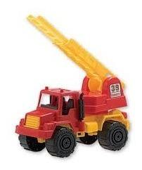Camión Bombero Duravit 650 Mediano 2 Movimientos Cuerpos Did
