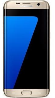 Samsung Galaxy S7 Edge Duos Color Sm-g935fd Gold Dorado
