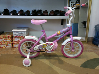 Bicicleta De Nena Rodado 12 Marca Stark En Moreno