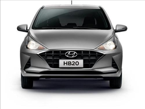 Hyundai Hb20 1.6 16v Flex Vision Automatico