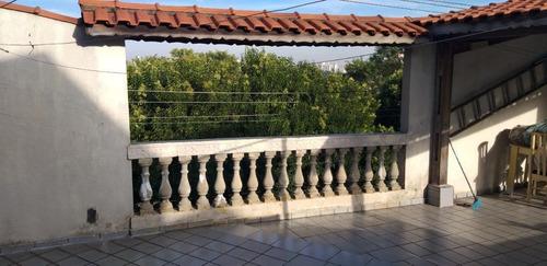 Sobrado Com 3 Dormitórios À Venda, 180 M² - Vila Palmares - Santo André/sp - So20108