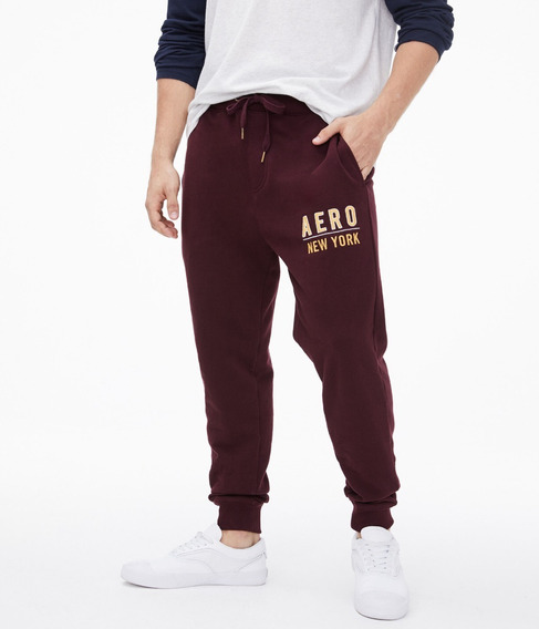 Pants Jogger Para Hombre Aeropostale Original