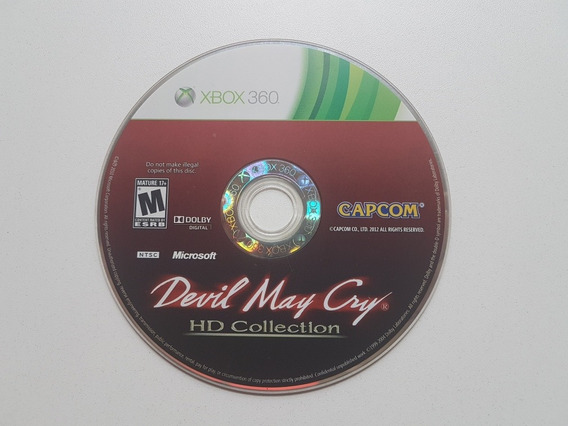 Devil May Cry Hd Collection Original Para Xbox 360