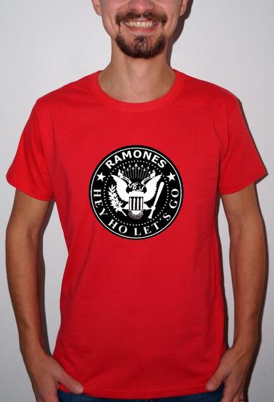Baby Look Ou Camiseta Ramones