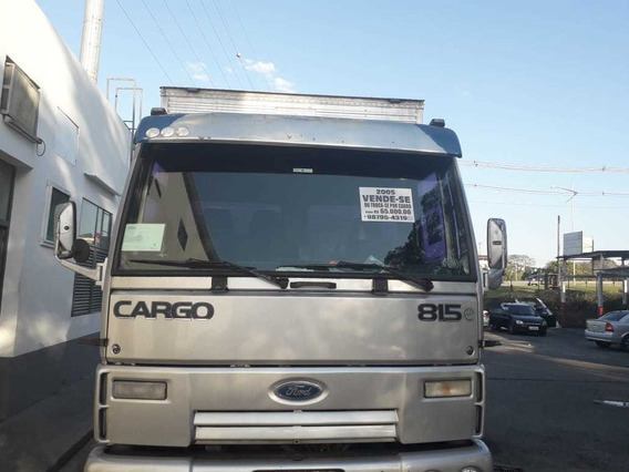 Ford Cargo 815 - 2003/2004