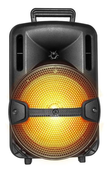 Bocina Recargable Bafle 8 Pulgadas Amplificado Bluetooth Usb