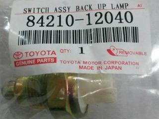 Valvula Sensor Retroceso Caja Sincronica Toyota Corolla