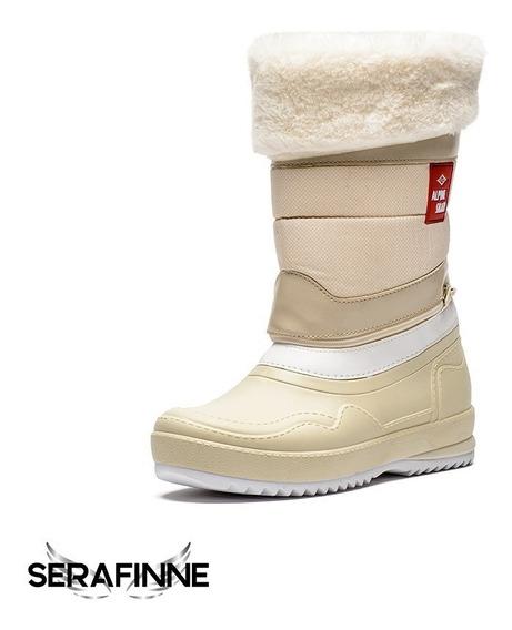 Bota Pre Sky Nieve Lluvia Impermeable Alpine Skate 2740