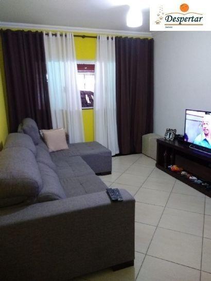 05574 - Sobrado 3 Dorms. (1 Suíte), Jaraguá - São Paulo/sp - 5574
