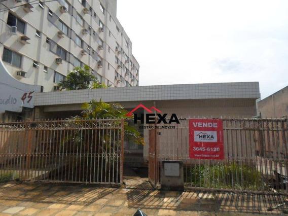 Casa Com 3 Quartos À Venda, 342 M² Por R$ 1.100.000 - Setor Bueno - Goiânia/go - Ca0503