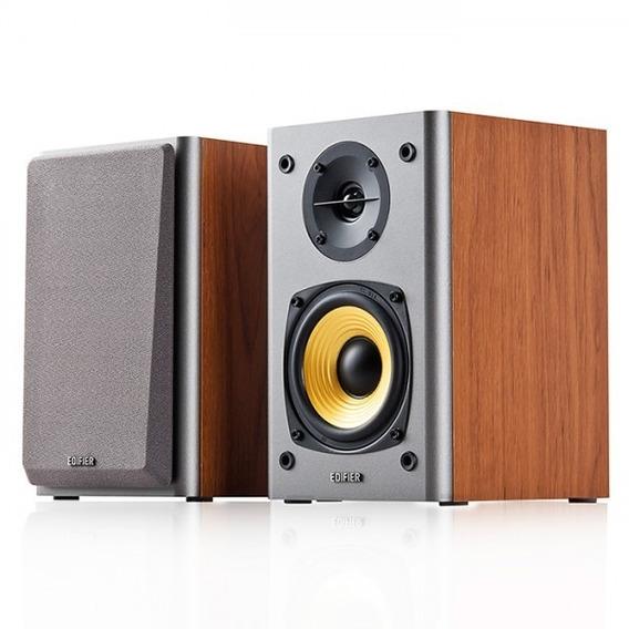Monitor Audio Edifier R1000t4 (par) 24rms Ativo Madeira