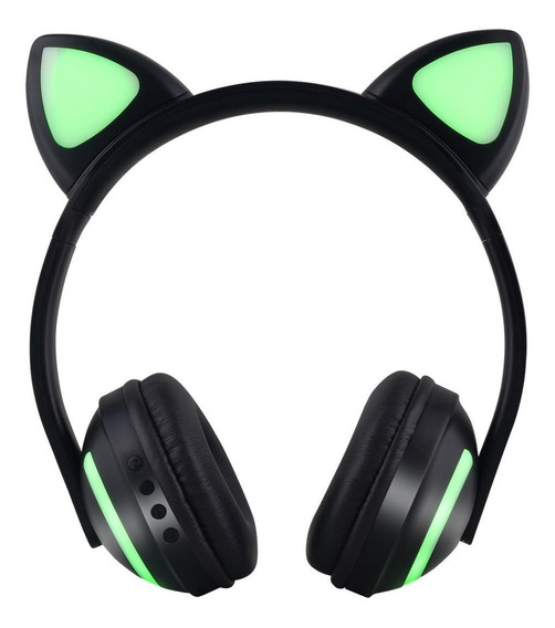 Fone de ouvido sem fio Exbom HF-C240BT preto
