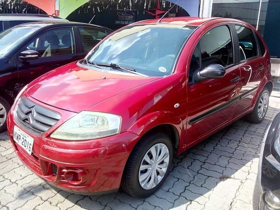 C3 Glx 1.4 Vermelho 2008