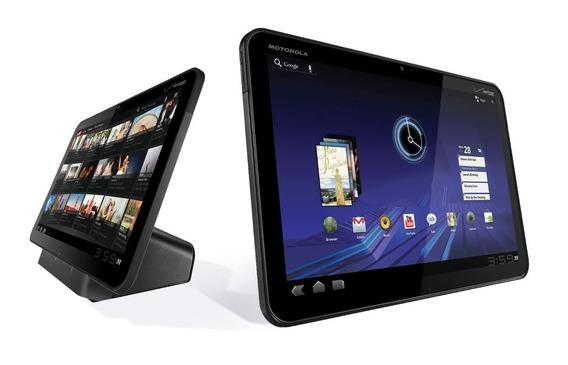 Tablet Motorola Xoom + Dock Speaker Hd