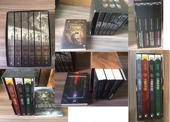 Livros Box Instrumentos Mortais