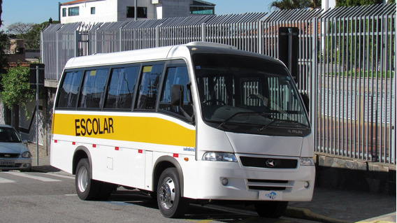 Micro Onibus Marcopolo Volare 30 Lugares Escolar 2005