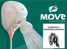 Ducha Eletrônica Move Zagonel 220v + 1 Resistência Extra