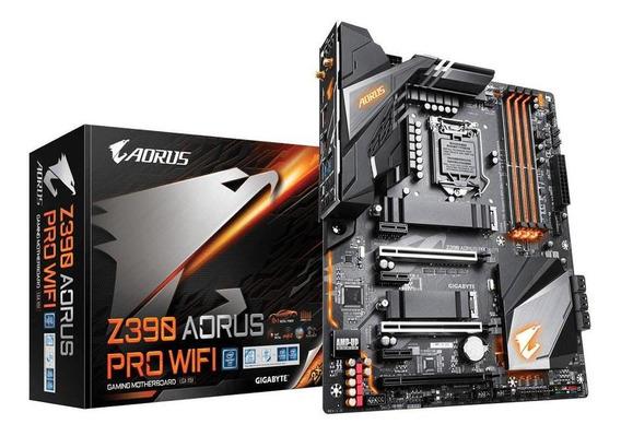Mother Gigabyte Z390 Aorus Pro Wifi Compatible 8º Y 9º Gen