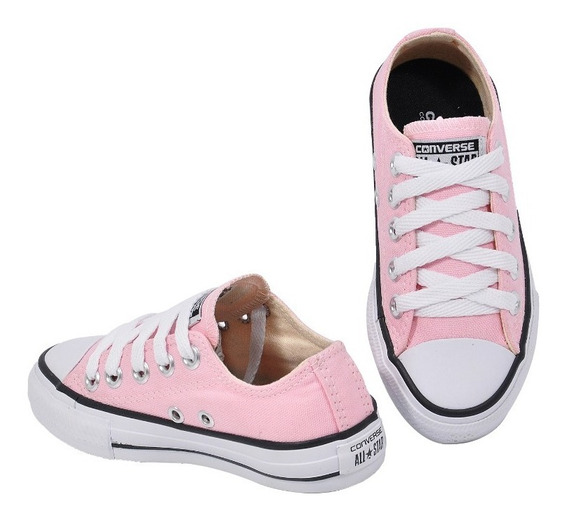 Tenis Converse All Star Lona Ct As Core Infantil