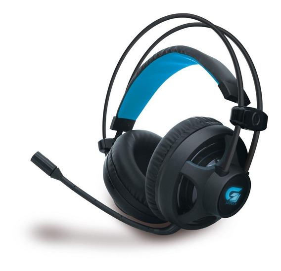 Fone Ouvido Gamer Headset Fortrek Gaming Pro H2 Usb P2 Led