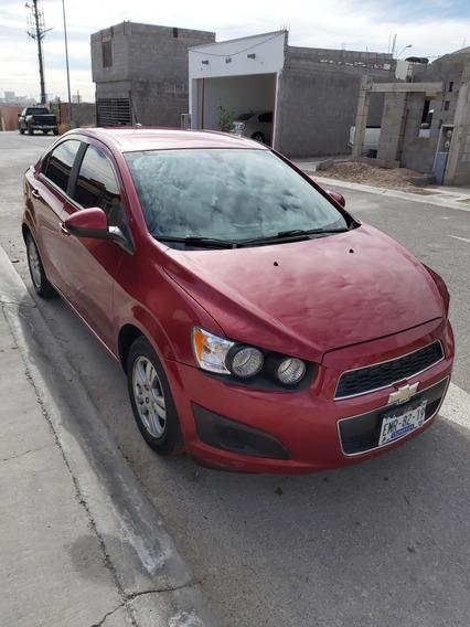 Chevrolet Sonic 1.6 Lt Man At 2014
