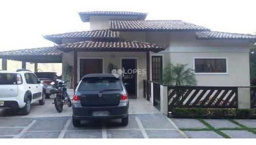 Imagem 1 de 20 de Casa Com 4 Dormitórios À Venda, 286 M² Por R$ 1.300.000,00 - Loteamento Maravista - Niterói/rj - Ca16463