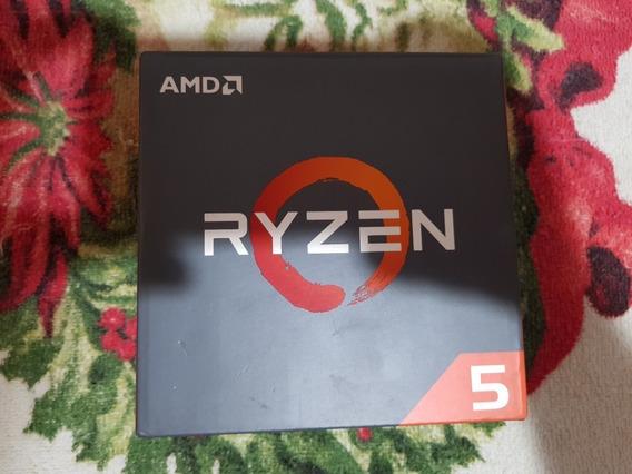 Caixa Vazia Do Processador Ryzen 5 1600x
