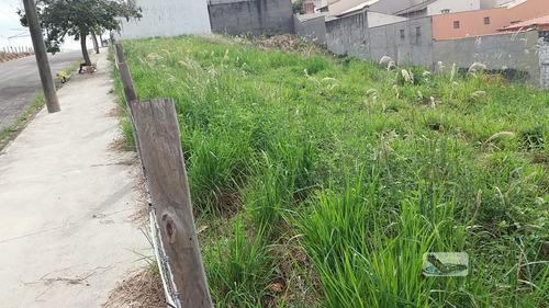 Terreno A Venda No Bairro Loteamento Aída Haddad Jafet Em - Te6747-1