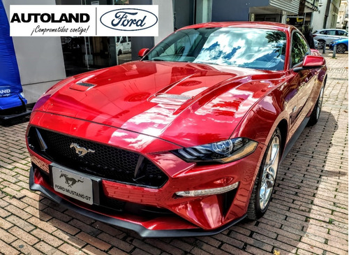 Ford Mustang Gt Fast Back 2020 - 5.0