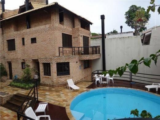 Casa Residencial À Venda, Boa Vista, Porto Alegre - Ca0147. - Ca0147